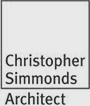 Christopher Simmonds Architect Inc Logo
